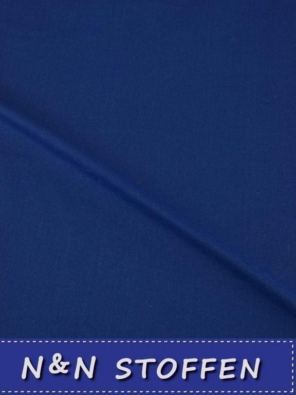 Canvas stof blauw