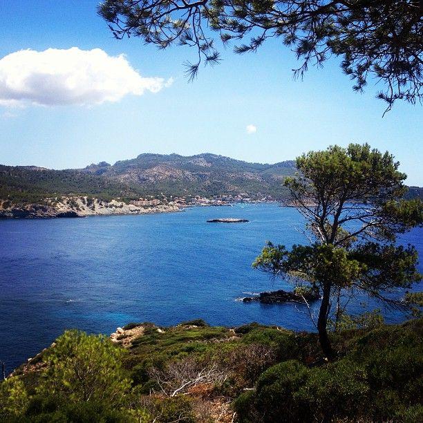 Parc Natural de sa Dragonera en San Telmo, Islas Baleares