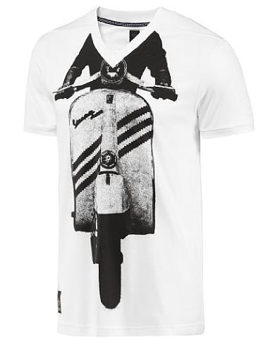 adidas vespa t-shirt