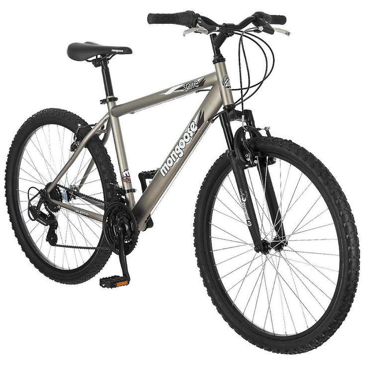 mongoose mountain bike 26