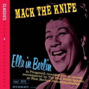 Ella Fitzgerald: Ella In Berlin