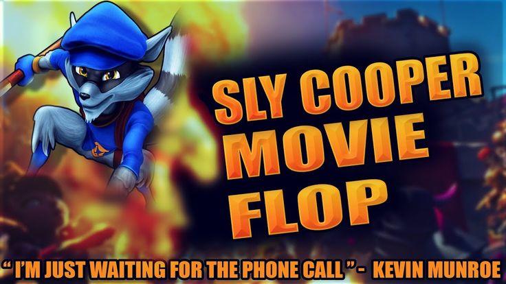 Sly Cooper Movie Flop: Starring Kevin Munroe https://www.youtube.com/attribution_link?a=IZ3vhzQ2Xb0&u=%2Fwatch%3Fv%3DHfFr2izitg0%26feature%3Dshare