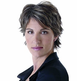 Tamsin Greig - cute short hairstyle