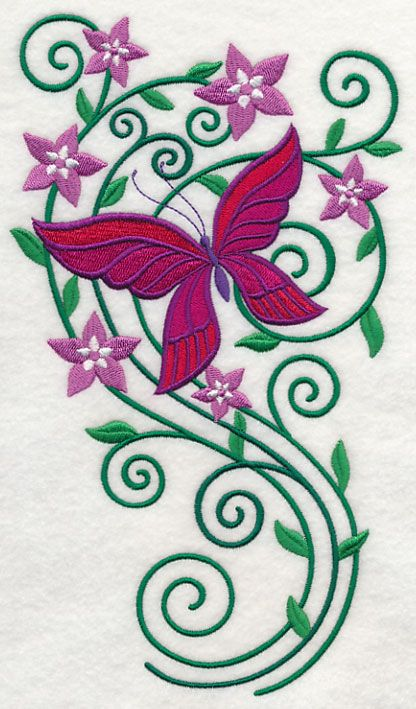 Machine Embroidery Designs at Embroidery Library! - Color Change - J7030 41814