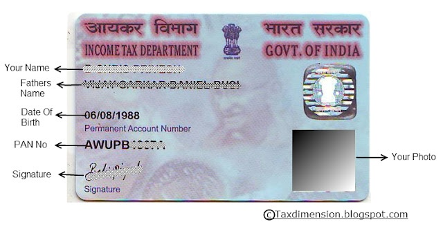 The income tax PAN card or income tax Permanent Account Number card is the number assigned to tax payers in India much like the American Social Security Insurance number. The income tax PAN card is mandatory for any Indian citizen who has an obligation to pay taxes. It is becoming more difficult to not have a PAN card even if you don't legally require one.