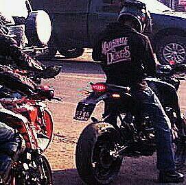 KTM Duke 200 Marshall