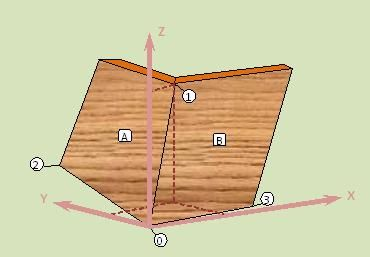 Compound Miter Calculator for compound angles  Projects, Instructionals, Tutorials  Pinterest