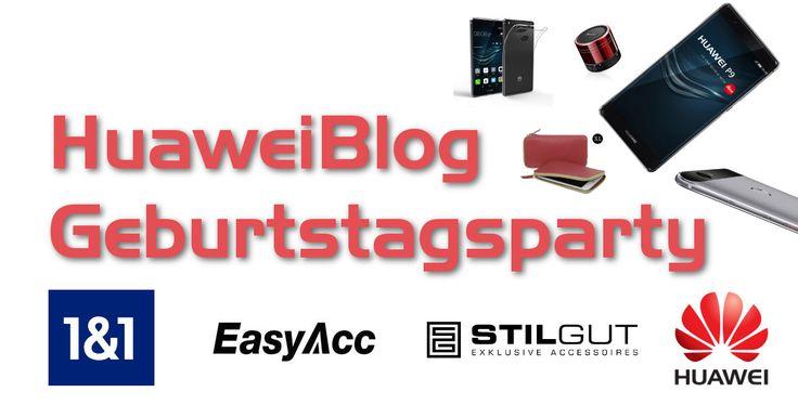 Huaweiblog Geburtstags Gewinnspiel #Gadgets #Gewinnspiel #Zubehör