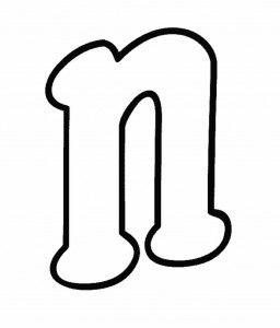 n_minuscula