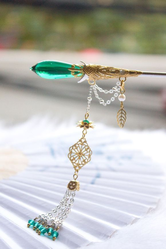 Antique Chinese Hairpin