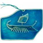 Greek Ceramic Art - Trireme