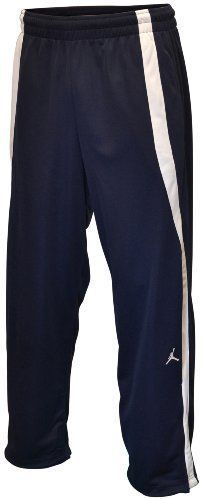 NIKE AIR JORDAN WARM-UP MENS BASKETBALL PANTS SZ XL NAVY WHITE [509154-420] NEW #Jordan #Pants