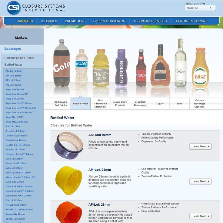 Για να μην υπάρχει λοιπόν σύγχιση περί του τι μέγεθος είναι τα καπάκια κλπ., το site csiclosures προσφέρει αρκετά δείγματα από αυτά σαν points of reference. Enjoy!  http://csiclosures.com/markets/beverages/bottled-water