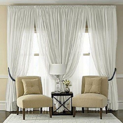 Voile Curtains Ever Elegant Handy