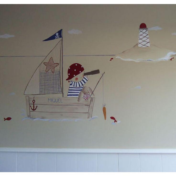 paredes infantiles pintadas google search