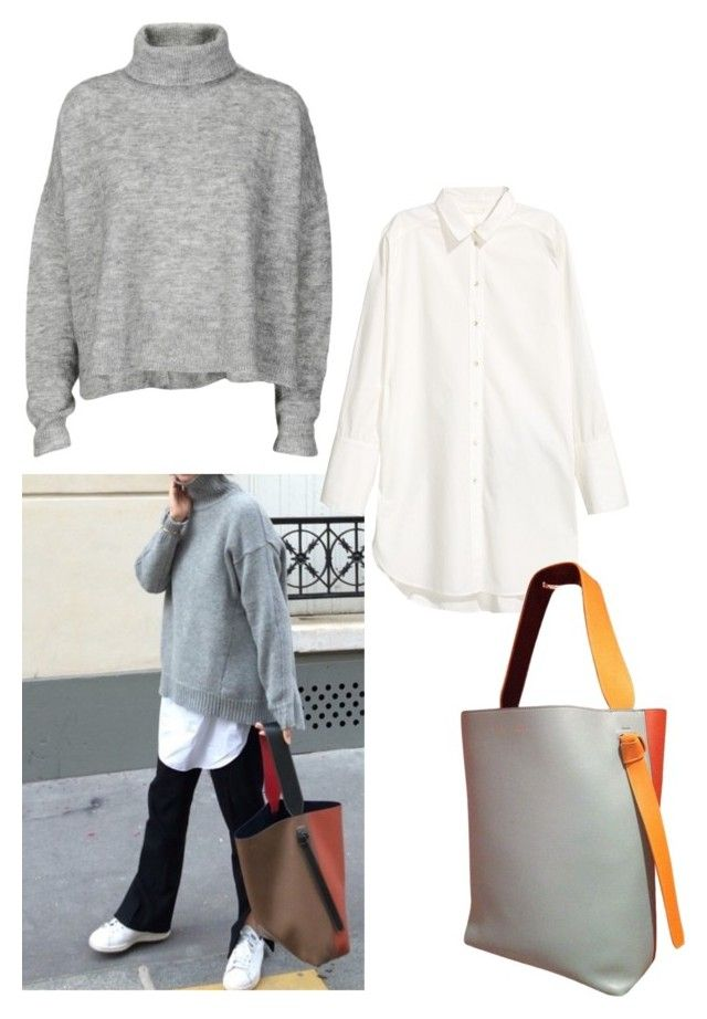"""OOTD"" by fiejust on Polyvore featuring H&M"