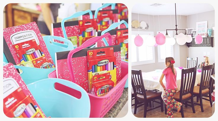 eighteen25: [birthday party themes] pj craft party: Helium Balloon, Boys Crafts, Birthday Parties Theme, Parties Favors, Favors Ideas, Parties Ideas, Birthday Crafts, Crafts Birthday Parties, Crafts Parties