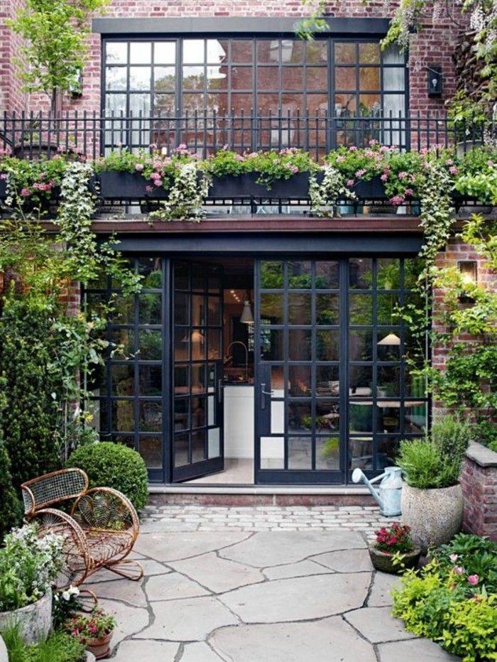 43 best images about déco : balcon / terrasse / cour on pinterest ...