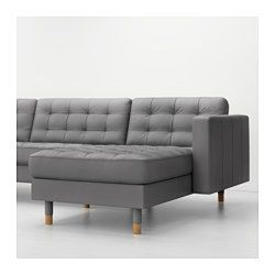 landskrona sectional 5 seat grann bomstad gray wood metals the o 39 jays and gray. Black Bedroom Furniture Sets. Home Design Ideas