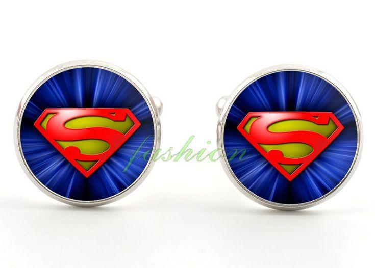 Cheap Superman gemelos geeky película puños superhéroe puños idea regalo perfecto hombre boda gemelos gemelos, vintage, Compro Calidad   directamente de los surtidores de China:    Elegir tu superhéroe o imagen, texto, logotipo de su elección.         Puedo compartir con ustedes el superhéro