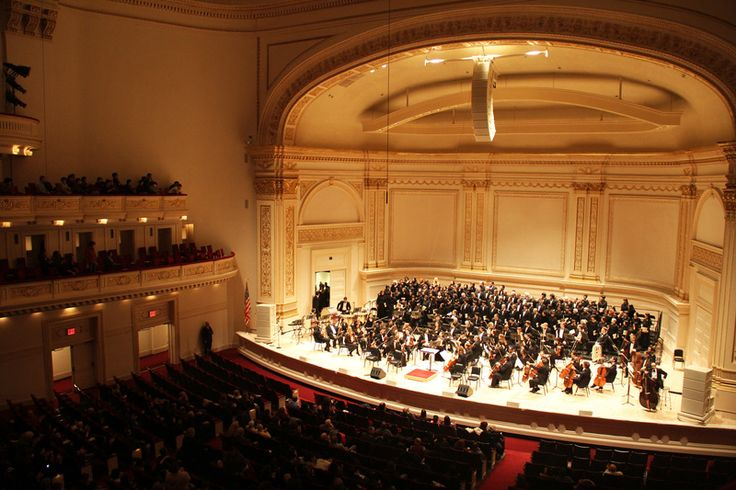 The Most Incredible Parts of Carnegie Hall Are Offstage