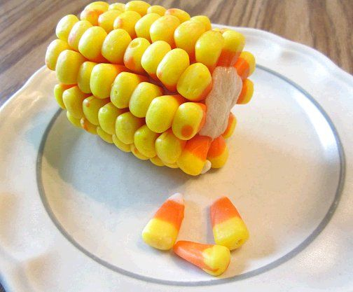 Everything You Ever Wanted To Know About Candy Corn But Were Afraid To Ask