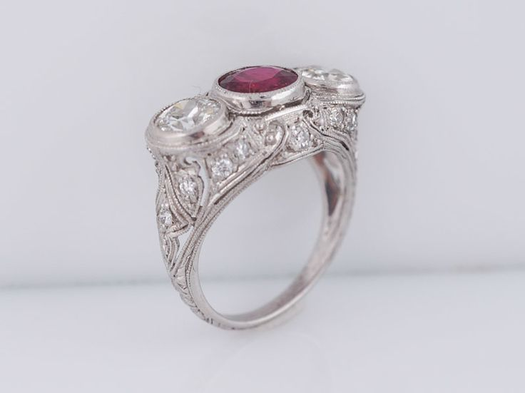 Wedding Rings Minneapolis 50 Best Edwardian Engagement Rings Images On Pinterest