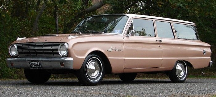 1963 Ford Falcon - At one point before kids I was building ...