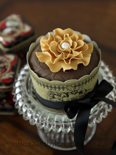 Marigold Cupcake | by Temeraire