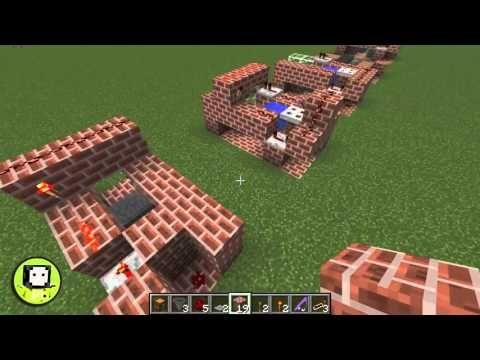 """Minecraft   """"Granja"""" automática de peces versión 1.9 AFK - YouTube"""