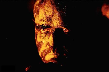 Apocalypse Now: strange, upsetting, and completely captivating. A superb adaptation of Conrad's book which is much closer to the source material than most people think. Francis Ford Coppola's best movie (and he made the Godfather!!)
