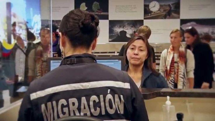 Migración fue uno de los pilares para que el Aeropuerto Mariscal Sucre ...