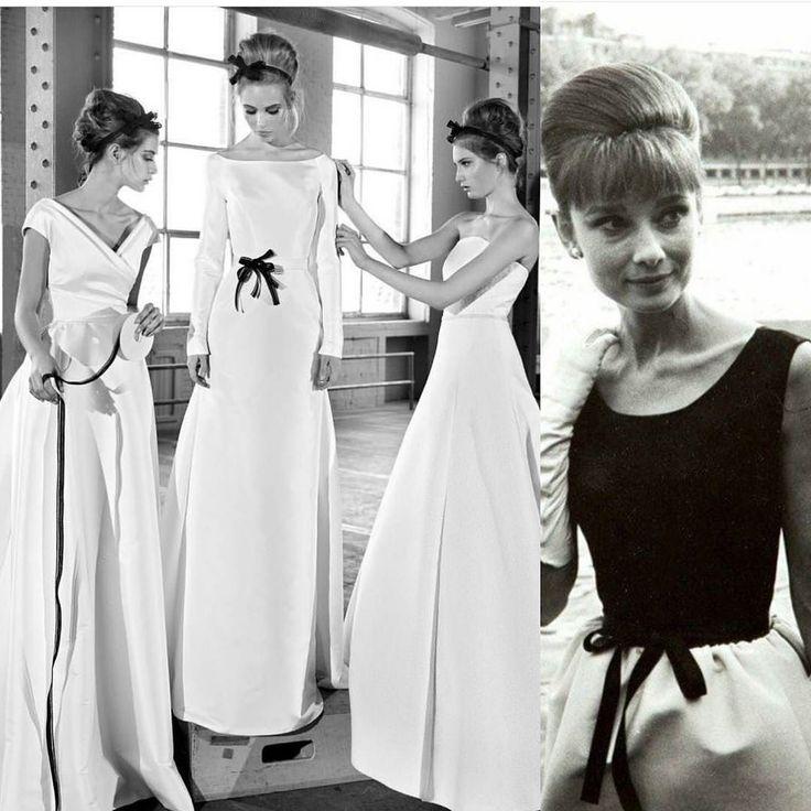 Die besten 25 audrey hepburn Hochzeit Ideen auf Pinterest  Audrey hepburn hochzeitskleid