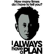I Always Have a Plan- Ben , LOST