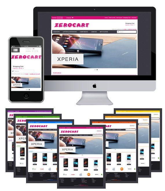 Best Free Premium Responsive Opencart Templates