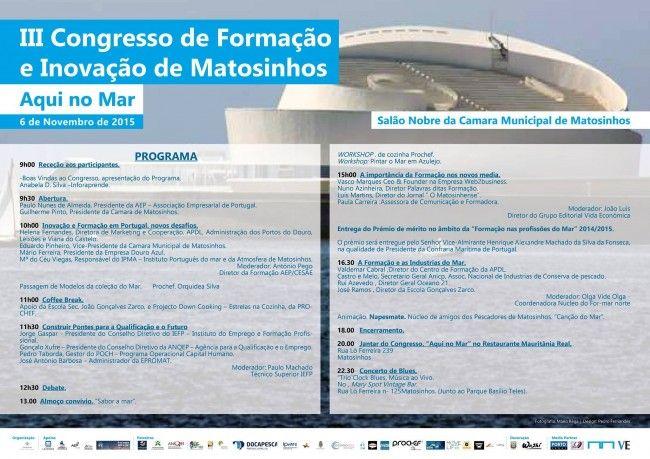 III Congresso Formação e Inovação Matosinhos - Vasco Marques
