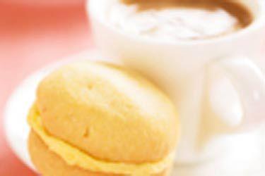 Lemon yo-yo biscuits recipe, NZ Woman's Weekly – Makes 10 pairs – foodhub.co.nz