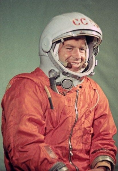 russian astronaut in space - photo #43