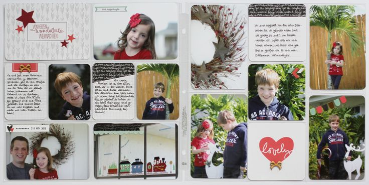 Stampin´Up!, Project Life, Project Life by Stampin´Up!, PLxSU, Fotoalbum selbst gestalten, Urlaubsalbum, BlogHop