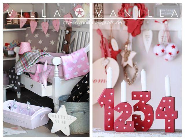 Villa ✪ Vanilla: Weihnachtet es schon?