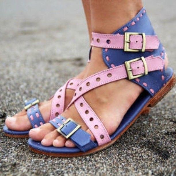 Яркие летние сандалии Амазонка - безупречно удобные. Выполним по вашим размерам с учетом всех особенностей стопы.