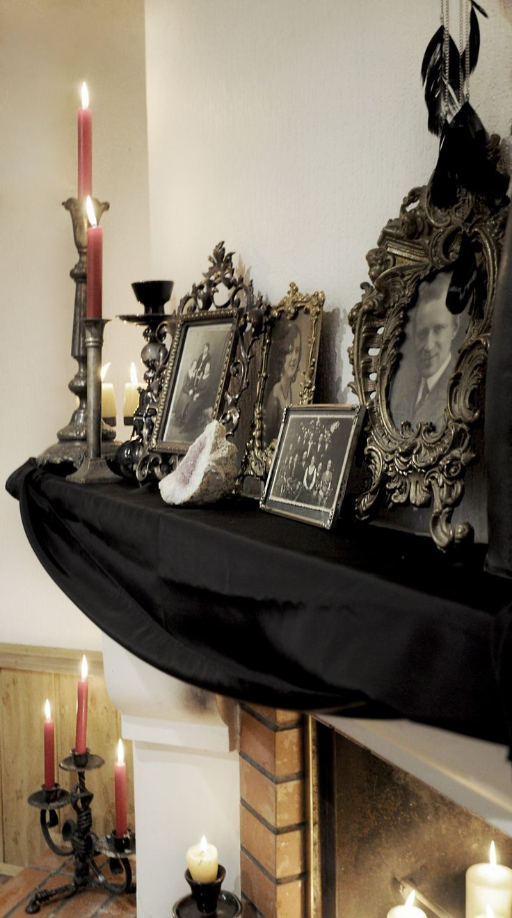 616 best photo walls frames displays ideas images on the bold intensity of dark colors and moody elegance vintage portraits are reminiscent of the home decorationshome