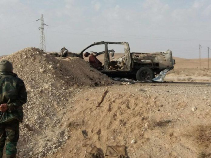 Noticia Final: Exército Árabe Sírio continua a avançar no campo d...