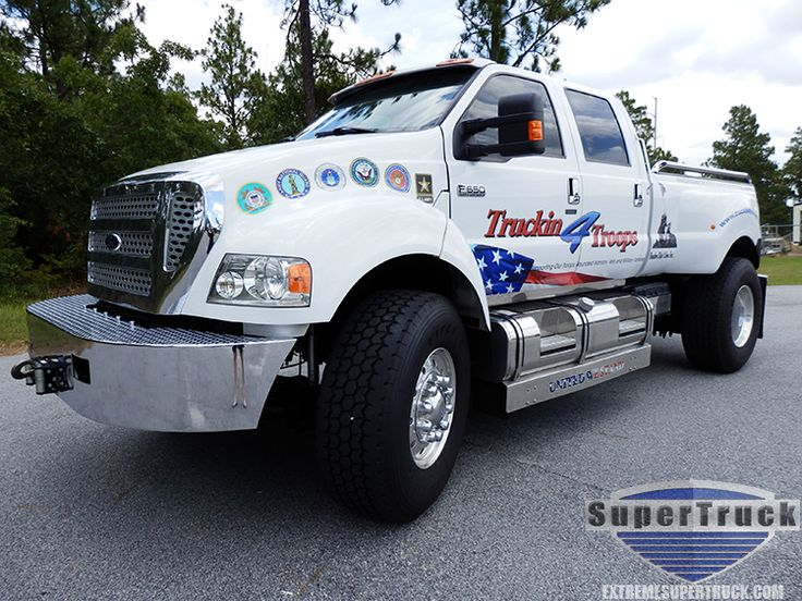 Decked Out F650 Extreme Partial Tax Write Off Available