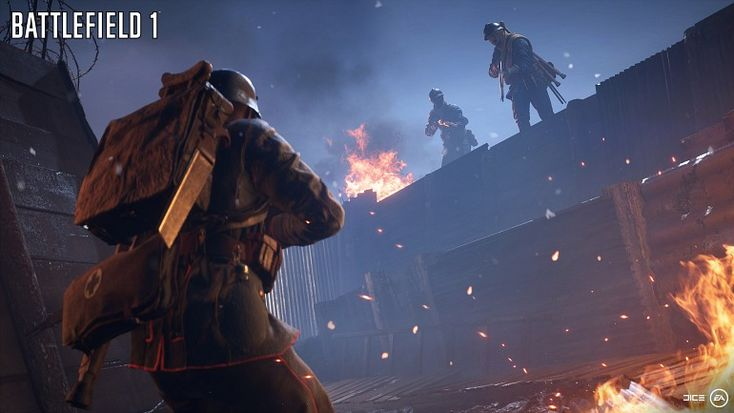 Battlefield 1 lists its contents summer Premium users Battlefield 1 PC PS4 Xbox One