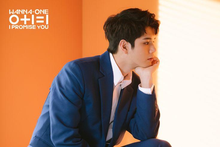 "Wanna-One - Ong Seongwoo - ""0+1=1 (I PROMISE YOU)"""