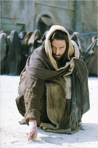 A Paixão de Cristo : Foto Jim Caviezel, Mel Gibson