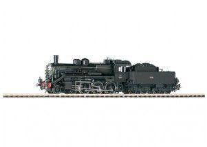 Treno a vapore scala H0