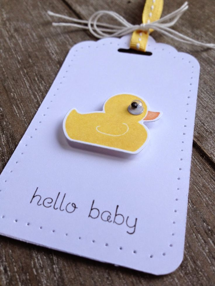 Bij Margriet Creatief. Something for Baby stamp and framelits. Stampin' Up!