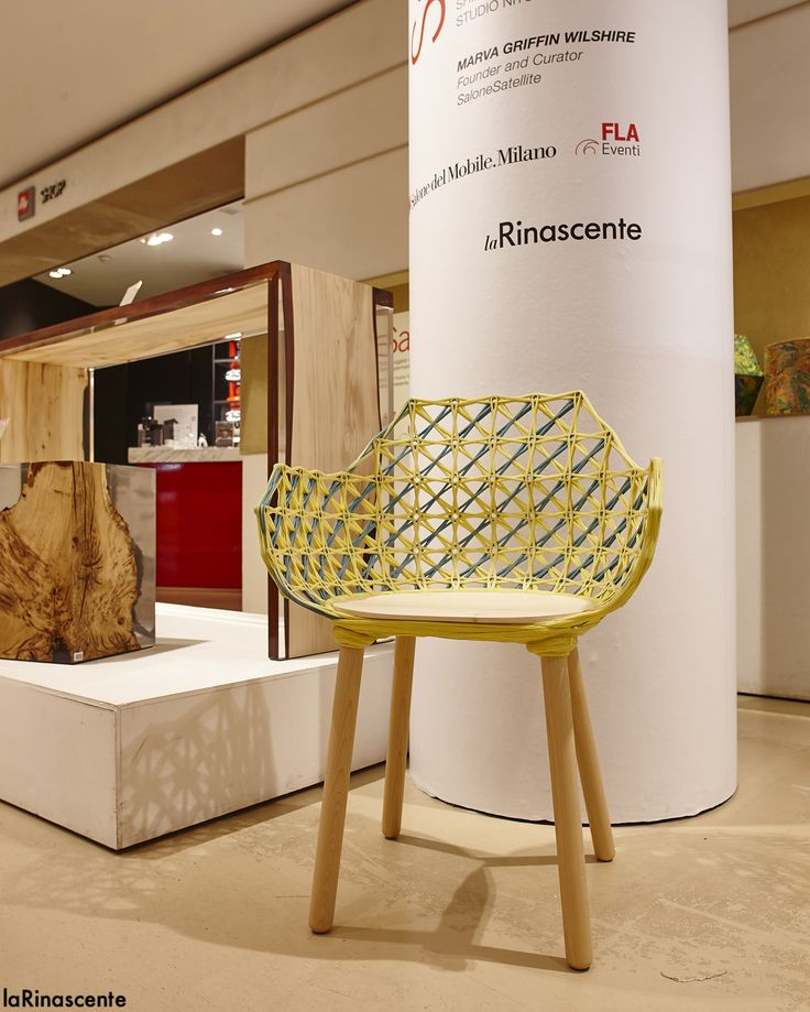 Ensure your Christmas and your presents are design-laden: pop into the DesignSupermarket at LaRinascente Milano and shop the products created by 8 talented young designers selected during the 2016 edition of SaloneSatellite. You've got until 25th December